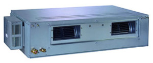 Ducted Heat Pump System