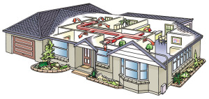 Ducted Heat Pumps / Central Heating